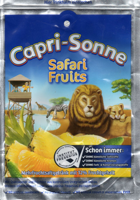 capri safari