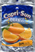 Capri sun neue Orange