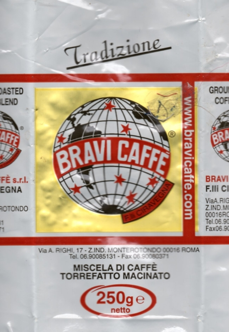 Kaffee, italiennisch