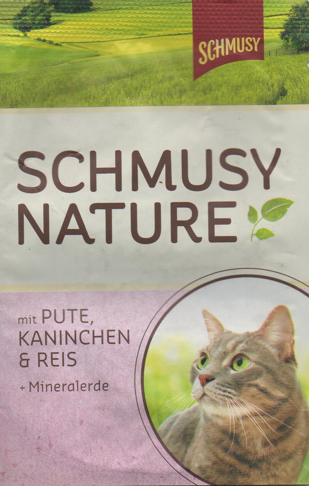 Katzenfutter matte Verpackung