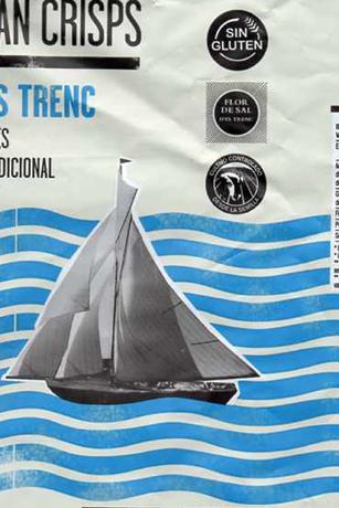 Formentera chips sal de Formentera